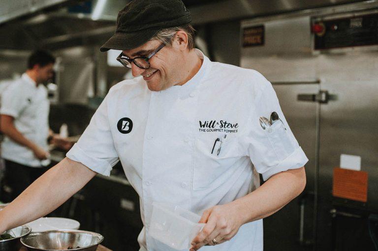 Butcher & The Farmer - Chef Will